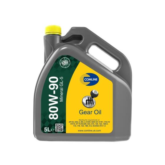 HIGH PERFORMANCE GEAR OIL 80W90 GL5  12x1Lit.